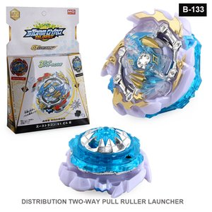 7 Models B-133 139 154 Series 4D Beyblade Burst Toys With Launcher Packing Beyblades Metal Fighting Explosive Gyroscope Top Bey Blade Blades