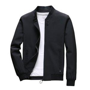 COMLION vestes pour hommes printemps et manteaux couleur solide Veste Hommes Casual Hot Vente Veste Jaqueta Masculina Taille Asian Slim Fit C34MX190828