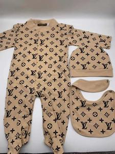 Baby Romper+Hat+Sleeping Bag+Blanket+Bit 5pcs Per Lot Newborn Jumpsuit 0-18M Girls Boys One-piece Infant Birthday Gift Outfits