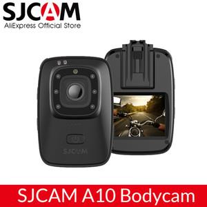 SJCAM A10 (M40) كاميرا محمولة للجسم كاميرا الأشعة تحت الحمراء لبس الأمن الأشعة تحت الحمراء للرؤية الليلية لتحديد المواقع ليزر عمل الكاميرا