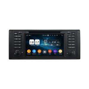 """1024 * 600 HD 1080P 1 din 7"""" Android 9.0 voiture lecteur dvd pour BMW M5 E39 X5 E53 stéréo Radio RDS GPS Bluetooth 4.2 WIFI USB DVR"""