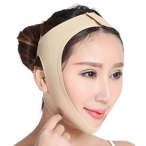 Против морщин для лица для похудения щек маски Пояса Lift V Двойного подбородок Face Line Тонкого прореживание LTRA тонкого пояс диапазон