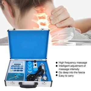 High Quality Physical Therapy Equipment Body Pain Relief ED Treatment Shockwave Machine With 7 Heads Personal Health Care