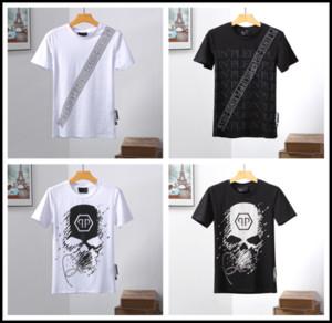 Nuova maglietta girocollo estate, moda uomo top, monogramma camicia di design G grande t-shirt a maniche corte t-shirt estate polo libera la nave
