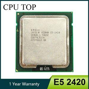 CPUs Intel Xeon E5 CPU 2420 SR0LN CPU 1.90GHz 6-Core 15M LGA 1356 CPUs E5-2420 processador