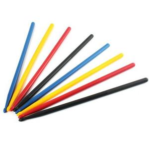 Красочные барабанные палочки нейлон 39 см длина джазовая Барабанная палочка легкая Барабанная палочка для партии аксессуары для музыкальных инструментов 3 5wm E1