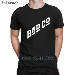 Bad Company New Tshirt New Arrival Printed Top Tee Funky Tshirt For Men Spring Standard Plus Size 3xl Anlarach Male