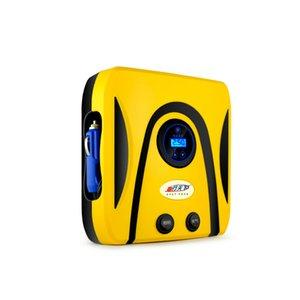 Display multifunzione gonfiatore ad alta potenza del compressore d'aria della pompa gonfiabile pneumatici Gonfiaggio 120W Digital Car Air Pump 12v