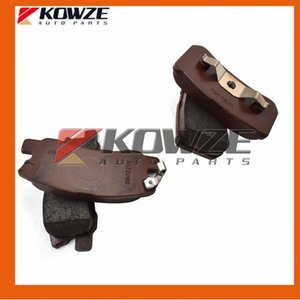 Front Brake Pads Kit for Outlander Sport RVR LANCER 2006- 4605A487 4605A486 6mQr#
