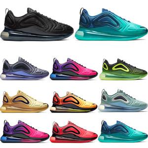 nike air max 720 Кроссовки мужские Neon тройной белый черный GREEN CARBON Розовое море NORTHERN LIGHTS DAY женские спортивные кроссовки кроссовки размер 36-45