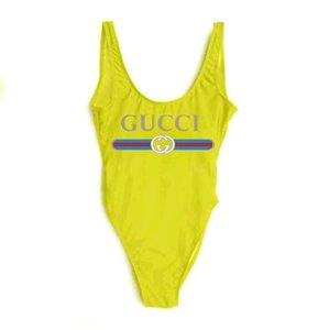 Verão doce cor One Piece Swimsuits Mulheres Zipper Design V-neck Skinny Bikini Swimwear fatos para brincar