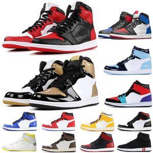 nike air jordans chaussures дизайнер обуви Аллен Айверсон Вопрос Mid Q1 спортивная обувь Ответ 1S зум женихами управлением спортивной обуви класса люкс Elite Sport Sneakers EU36-46