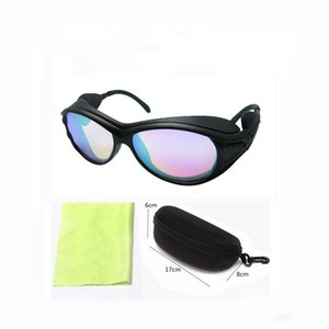532nm laser protective glasses 500nm-560nm OD6+ safety reflective goggles eyebrow & tattoo washer YAG green laser eyewear glasses