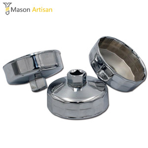 """Tool Steel Oil Filter Wrench Chrome Plated 1 2"""" Drive 901-915 Cap Oil Filter Removel Tools Auto Repair Tool Socket Wrench"""