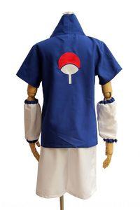 9aVui Naruto II Acting estate cosplay di Naruto Sasuke vestiti generazione Sasuke seconda generazione Acting estate vestiti abbigliamento abbigliamento cosplayc