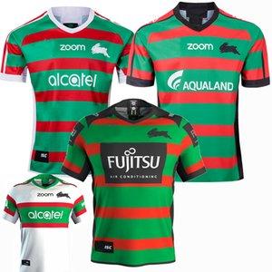 Yeni 2018 2019 2020 Formalar milli takım Rugby Ligi jersey 19 20 21 gömleklerinin S-5XL ragbi 2021 Güney Sidney Tavşanlar