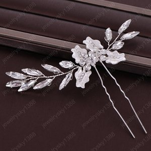 Luxury Handmade Crystal Hair Combs Bridal Wedding Headpieces Women Hairpins Hair Jewelry Accessories