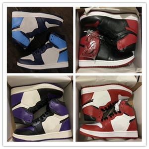 Toptan Yeni Obsidiyenin 1s Mahkemesi Mor Ben en kaliteli ücretsiz gönderim boyutu 7-13 qinmin123 açık eğitmenler erkekler kadınlar basketbol ayakkabıları yetiştirilen