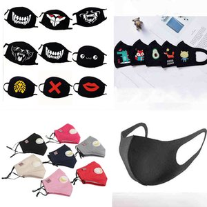 máscaras costume Mascherine filtro Máscaras mascherine crianças máscara máscara máscaras camada de máscara de tubarão respirável Boca Rosto Designer Máscara