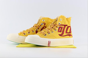 2019 Chuck Taylor KITH x Coca All Star 1970 CORRENTI DEI PATTINI CASUALI Cola Chuck 70 Hi CT70 Hip Hop Designer Canvas Sport Sneakers 31
