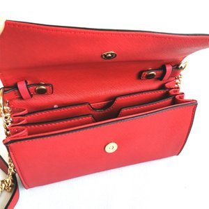 New Women Men Wallets Long Clutch Bags Cow Leather Briefcases Business Handbag Zipper Wristlet Wallets Casual Totes Bag With Box#598