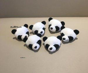 10PCS panda 4CM DOLL Plush Stuffed TOY DOLL - Mini Decor Accessories Plush Toys Dolls
