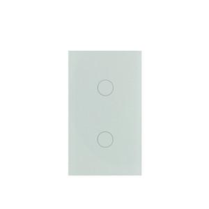 US intelligente Vita APP Remote Control Switch 2 Gang chiaro della parete a 2 vie con Tuya Smart Home Automation System