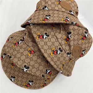 top mode de luxe nouveau chapeau de pêcheur de la marque féminine quatre saisons chapeau de mode casual chapeau de soleil en plein air