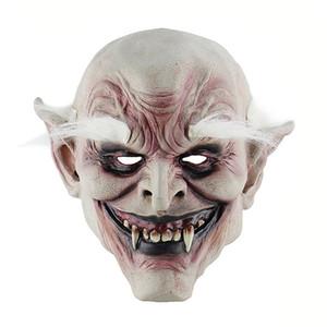 Émulsion Jolly Hommes Masques Créatif Masque Complet pour Party Halloween Festive Party Jester Masques pour Masque de Personnalité Unisexe