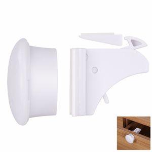 Magnetische Kindersicherung Baby Protection Baby Protection Cabinet Türschloss Kinder Schubladenschrank Unsichtbare Loc