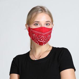 Moda duas camadas 5 Tipos de elegante V-shaped máscara máscara de pó para homens e mulheres lavável Máscara para reutilização T3I5817