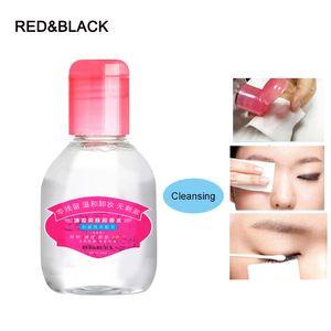 Redblack Temizlik Sıvı Radyant Remover 100 ml Makyaj Çıkarıcı Derin Temiz Gözler Dudaklar Yüz Hafif Temiz Cilt Bakımı Kozmetik