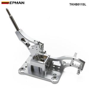 Billet engrenagem Shifter Box EPMAN raça-spec manual Para Acura RSX Para Civic K-swap EG EK DC2 EF TKHB011SL
