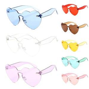 Women Heart-Shape Sunglasses Ladies Vintage Sun Glasses Eyewear Hiking Eyewear Outdoor Eyeglasses