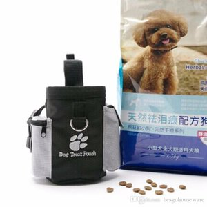 Snack Bait Dogs Outdoor Pouch Food Bag Dogs Snack Bag Useful Pet Dog Training Pockets Treat Dog Carriers Pouch Pet Supplies BH2472 CY