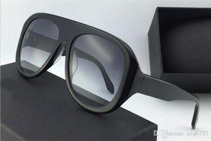Новый Викторианский Бекхэм модельер солнцезащитные очки VB 141 пластины пилоты большой кадр высокое качество очки защита очки покрытие объектива с коробкой
