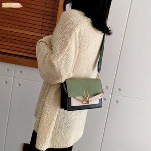 Fashion Shoulder Bag 2020 New Pvc Fashion Leather Bag Casual Wild Bag Shoulder Messenger Sac À Main Femme Purse