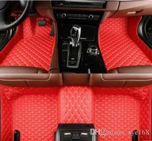 For Lincoln Nautilus 2019 Luxury custom car mats All-weather mats
