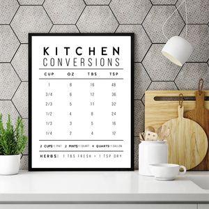 Yığın Hat Mutfak Dönüşümler Modern Çiftlik Evi Poster Ve Print Boyama, Mutfak Picture Ev Boyama Minimalist Tuval alıntı ...