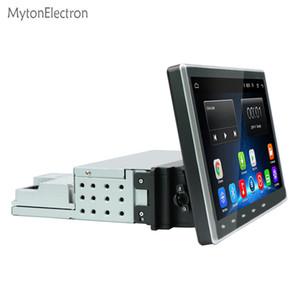إلكترونيات السيارات 1 الدين 10 بوصة الروبوت سيارة راديو الوسائط المتعددة الصوت ستيريو GPS المستكشف بلوتوث الحيوي ل