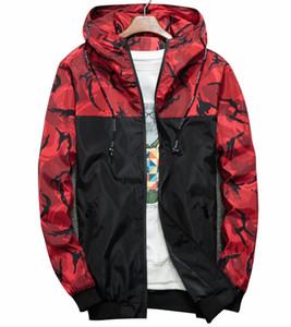 Designer Jacket 2020 Fashion Tide Men's Jacket Coat Letters Printed Luxury Men Hoodie Casual Pullover Sport coat Outdoor Windbreak Clothing
