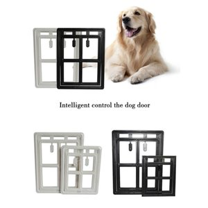 Pet Puppy Dog Purp Pup Cat Felis Animals Doghole Dog-Tunnel Flap Entry Frame Screen Gate Mesh Door Cathole