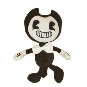 2020 Doll toy Bendy and The Ink Machine Boris Plush Doll Stuffed Toy 30CM