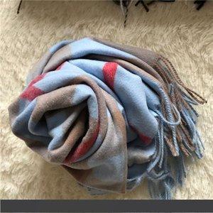 Fashion-2018 winter cashmere scarf high-end soft thick cashmef fashion men's and women's scarf 200*70cm