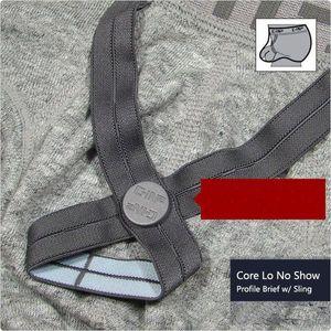 Al por mayor-OP-2pcs mucho atractivo para hombre de la ropa interior de los hombres C IN2 saludable s Calzoncillos anillos U convexa hombres pantalones cortos de envío gratuito
