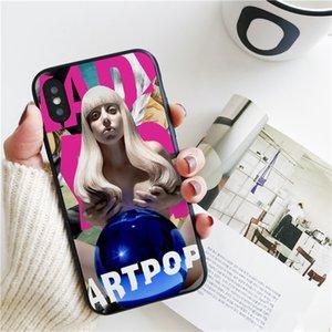 Fundas Luxo Sexy Cover Girl para iPhone 11 Pro Xs Max Xr para o iPhone 8 7 6s Além disso 5S SE 5 caso capa de silicone macio.