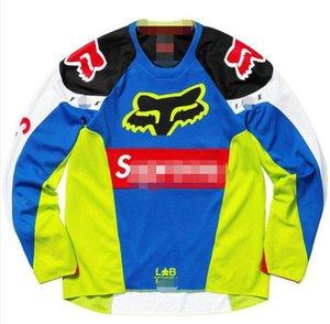 FOX ropa estilo explosión de descenso en bicicleta de cross-country camiseta de la camisa de la motocicleta ropa de montaña cuesta abajo a caballo de secado rápido camisa rápida