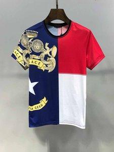 Summer Men's and Women's 3D Character T-shirt Harajuku Print Punk Rock T-Shirt Sports and Leisure Crop Clothes