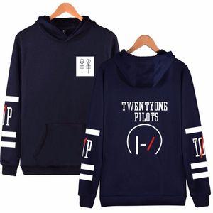 ZOGAA Homens Mulheres Hoodies Twenty One Pilots Hip Hop Padrão Caráter Hoodie Outono Inverno hoodies camisolas