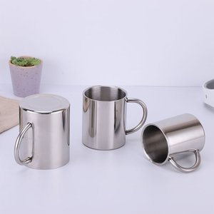New Arrival Large Capacity Singel Wall Tumbler With Straw,Eco Friendly Stainless Steel Coffee Mug Portable